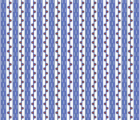 PIP_Stripe_v1 fabric by fireflower on Spoonflower - custom fabric