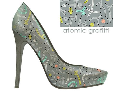 atomic grafitti