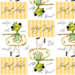 Ballet Frog - Just Dance