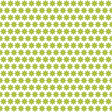 Vintage Daisies fabric by sc_squared on Spoonflower - custom fabric