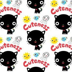 Cuteness Kitten