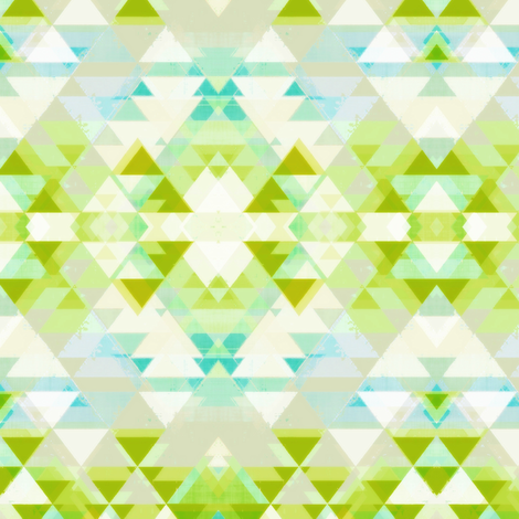 triangles2 fabric by amy_lighthall on Spoonflower - custom fabric