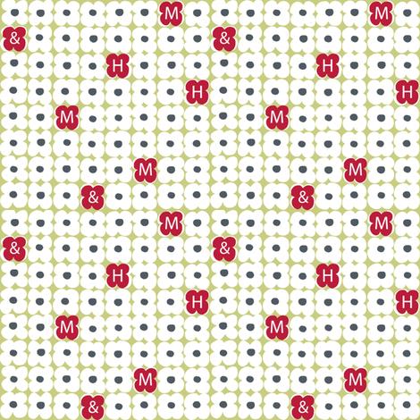 StepByStep4MandH fabric by dwdesigns on Spoonflower - custom fabric