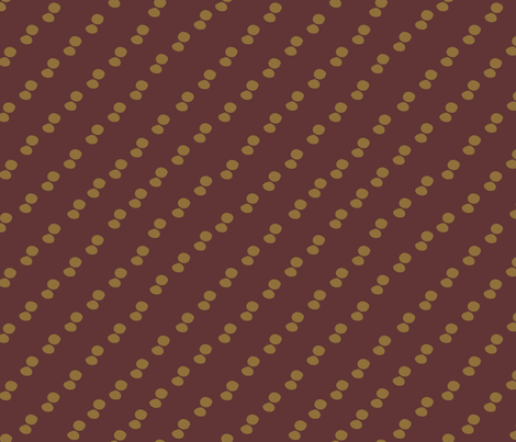 Tea in Tanzania contrast2 fabric by melhales on Spoonflower - custom fabric