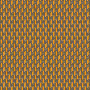 tangerine walls grey