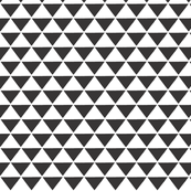 painted triangle repeat