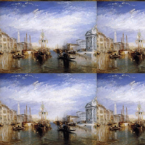 Grand Canal Venice (1835) - JMW Turner
