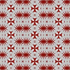 Geometric 3399 hconcentricripples r0007 red