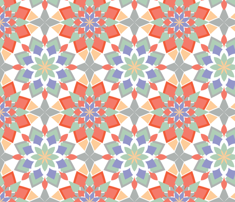 moroccan-dust fabric by alexiazotos on Spoonflower - custom fabric