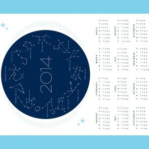 2014 Starstruck Calendar by Heather Lins Home