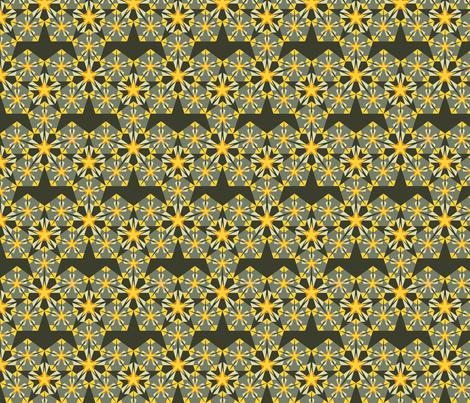 Lichen Garden fabric by moirarae on Spoonflower - custom fabric