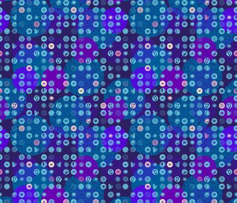 stardust fabric by indyga on Spoonflower - custom fabric