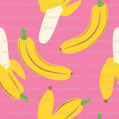 Banana Jam - Pretty in Pink
