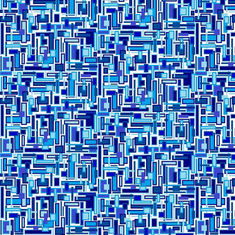 Jazzy_Blues fabric by skcreations,_llc on Spoonflower - custom fabric