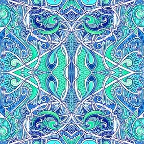 Tangled Paisley Blues