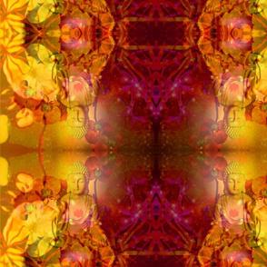 Gold Lotusbuddha