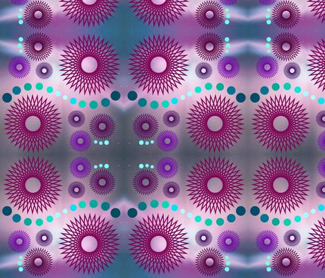 kenzbono's letterquilt fabric by kenzbono on Spoonflower - custom fabric