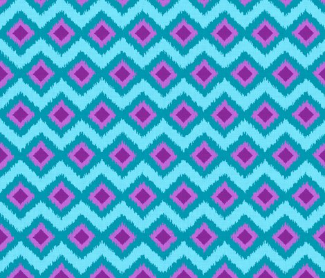Relephant_festival_teal_and_purple_ikat-01_shop_preview