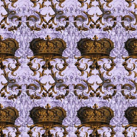 Rcrown_damask_ii___la_reine__gilt_and_silvered_darker_canvas_shop_preview