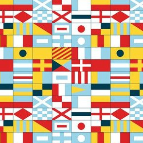 02423205 : nautical flags : compact