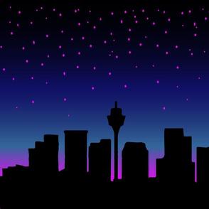 Sydney star gazing