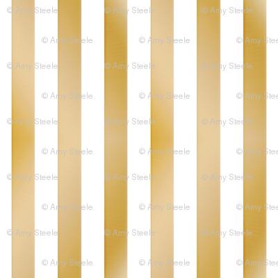 Gold Dust Metallic Stripe