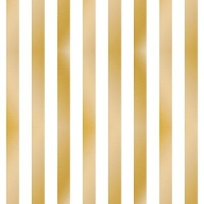 Gold Dust Metallic Stripe