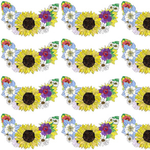 sunflower_collar