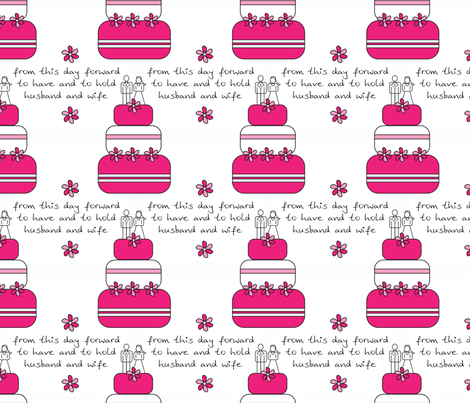 husbandwife fabric by lesrubadesigns on Spoonflower - custom fabric