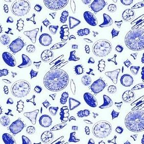 Diatoms Porcelain
