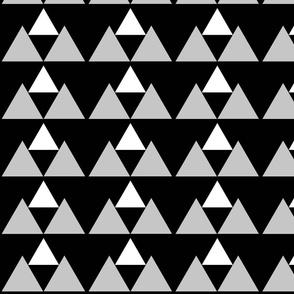 Triangles_GoodNight Alps