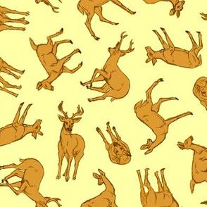 Omnidirectional Deer Ochre and Butter