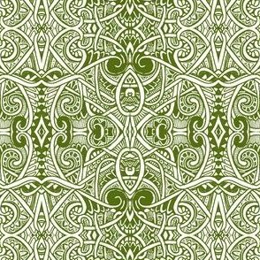 Tangled Up in Green