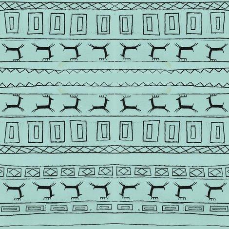 Rblack_reindeer_on_blue_background_stripe-1_shop_preview