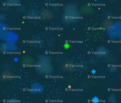 Grande Ourse Coordinate (Stars)