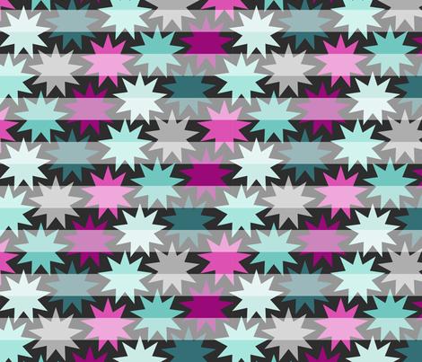 Stargazing fabric by happyprintsshop on Spoonflower - custom fabric