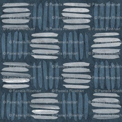 checkered hatch danish blue