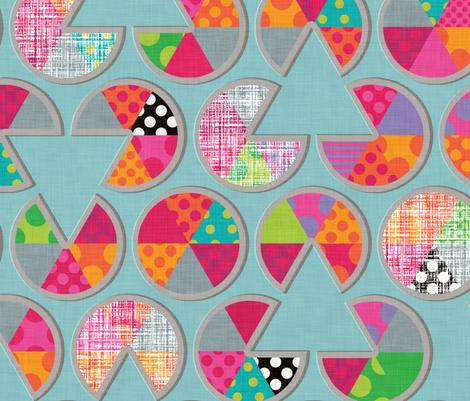Sweetie Pie fabric by spellstone on Spoonflower - custom fabric