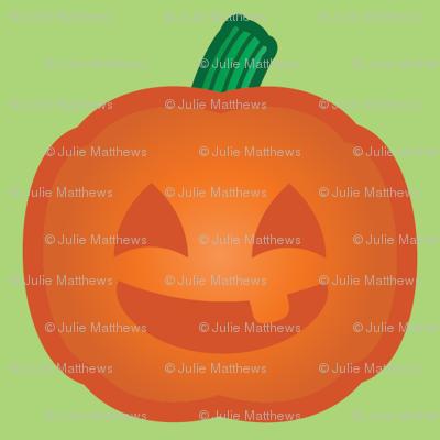 Halloween Retro-Pop Pumpkin