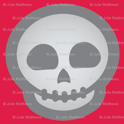 Halloween Retro-Pop Skulls