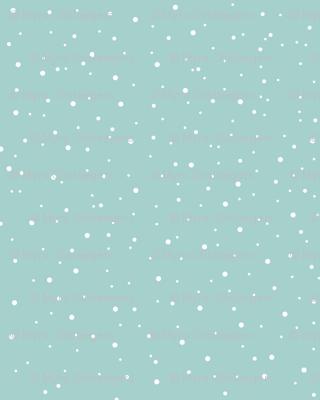 random_snow