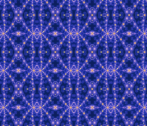 Star Tracks fabric by elramsay on Spoonflower - custom fabric