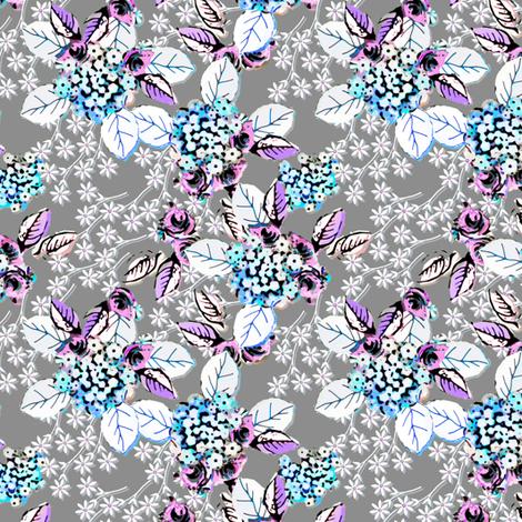 Vintage Verbena  fabric by joanmclemore on Spoonflower - custom fabric