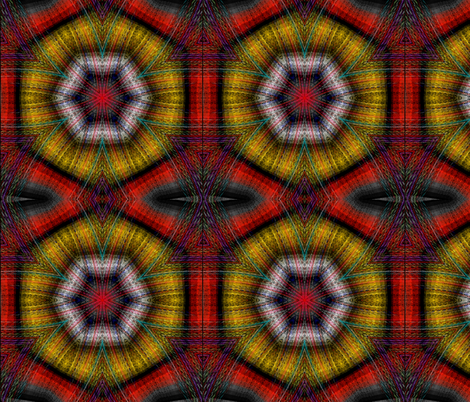 Take On Tartan fabric by charldia on Spoonflower - custom fabric