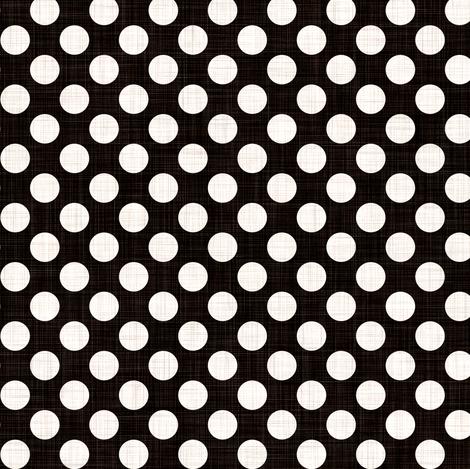 Retro Polka fabric by spellstone on Spoonflower - custom fabric