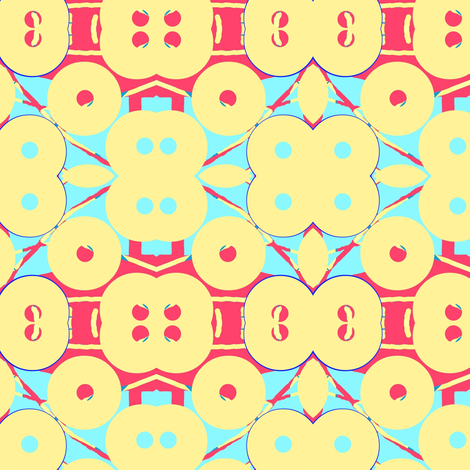 Circles and More Circles fabric by robin_rice on Spoonflower - custom fabric