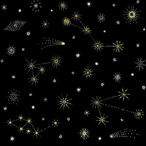 Star Chart 24 | Constellations