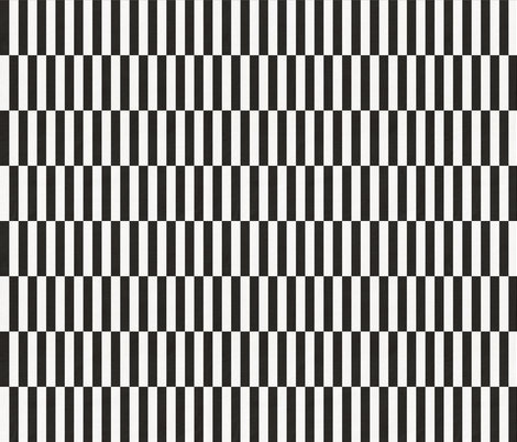 Black And White Order fabric by biancagreen on Spoonflower - custom fabric