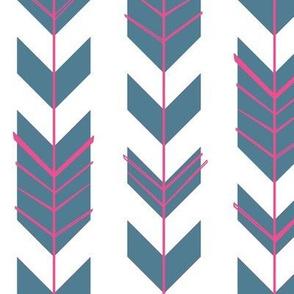 Hallow Fields | Hydrangea Feathers