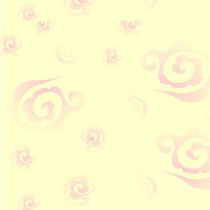 FABRIC_DESIGN_YELLOW_PINK_SWIRLS